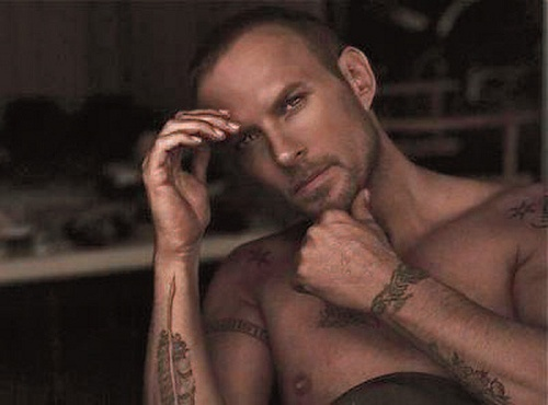 Matt Goss Official ~ Photos ~ Seriously shy side...he always touches his beard for comfort:)