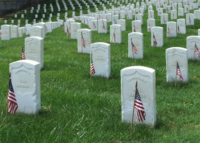 memorial day jefferson barracks national cemetery
