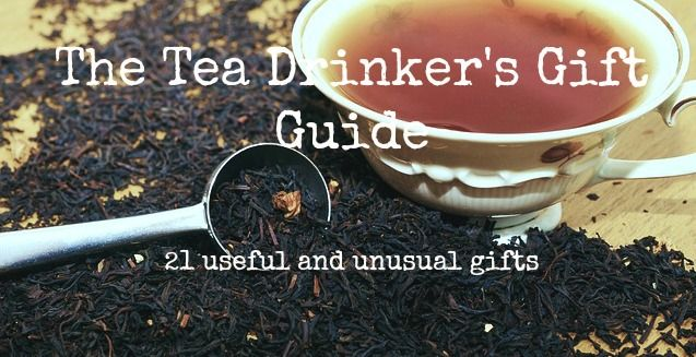 ALBA ROSA - artisan soaps and more: The Tea Drinkers Gift Guide - 21 useful and unusua...