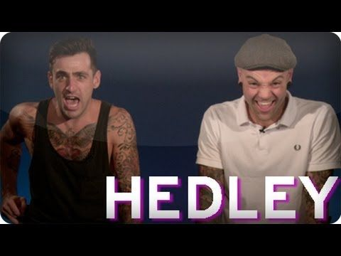 Hedley + myISH + Best Interview Ever! -- Ear Candy