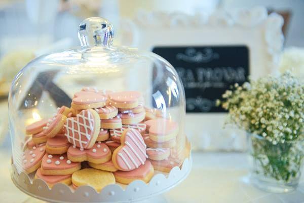 Heart cookies Photo by Adriana Morais