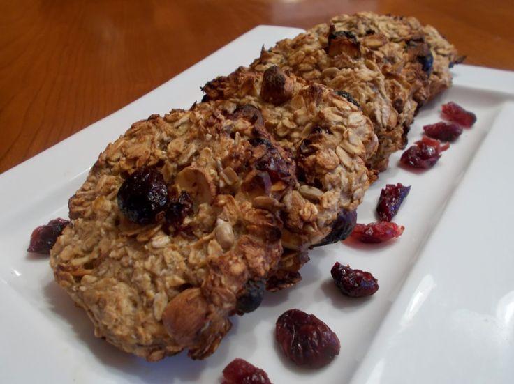 Gotowanie, czyli hobby dla każdego: Dietetyczne ciasteczka owsiane - bez mąki, cukru, tłuszczu czy jajek