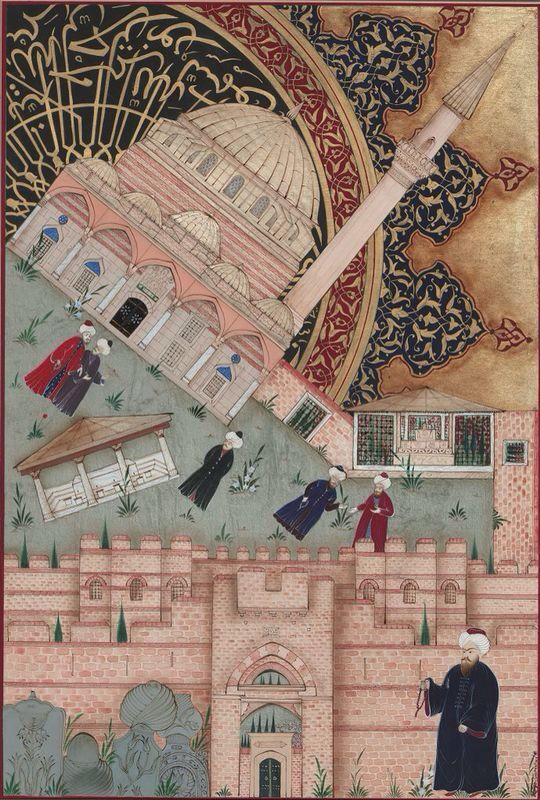 Hadım İbrahim paşa cami (2011)