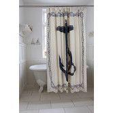 Found it at AllModern - <strong>Thomas Paul</strong> Bath Anchor Shower Curtain