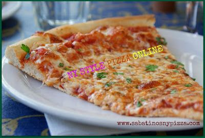 Sabatino's is the best Pizza point for the NY Style Pizza Lovers!