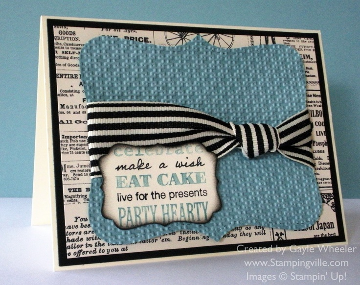 Masculine Card Making Ideas Part - 28: TONS Of Ideas With This Link. Find This Pin And More On Masculine Birthday  Cards ...