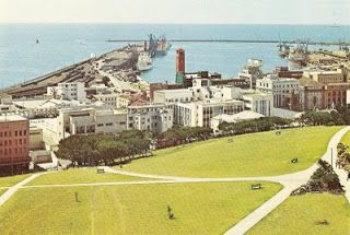 .: Donkin Overlooking the Harbour Algoa Bay Port Elizabeth