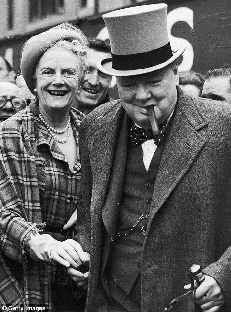 "Letter from wife Clementine to Churchill in 1940. ""You are not so kind as you used to be."""
