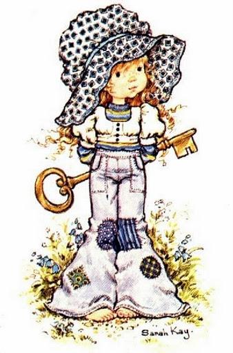 Sara kay Si dios me Manda algún día una niña ! Sin duda ella será quien la represente ... Mi niñez añorada ...