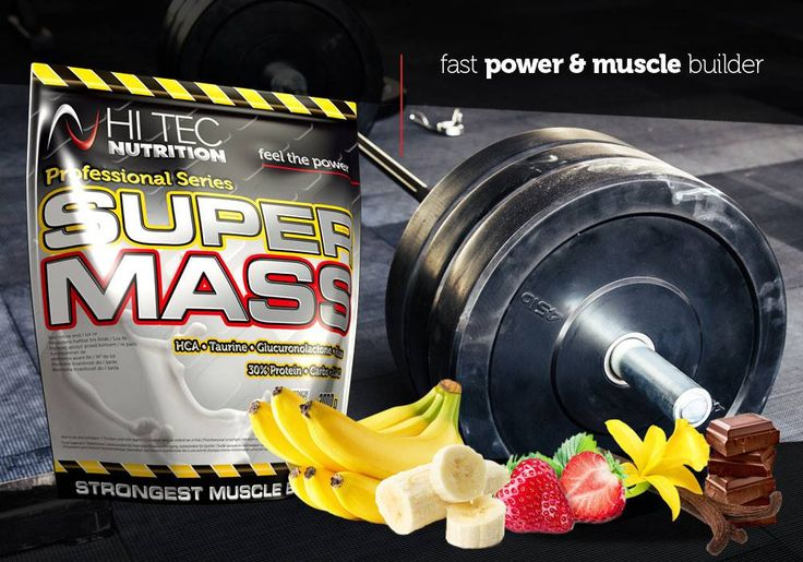 Super Mass Professional 1000g Hitec  Nutrition  Προϊόν υψηλής θερμιδικής αξίας με μοναδικό συνδυασμό υδατανθράκων, πρωτεϊνών και συστατικών με αντικαταβολικές ιδιότητες.