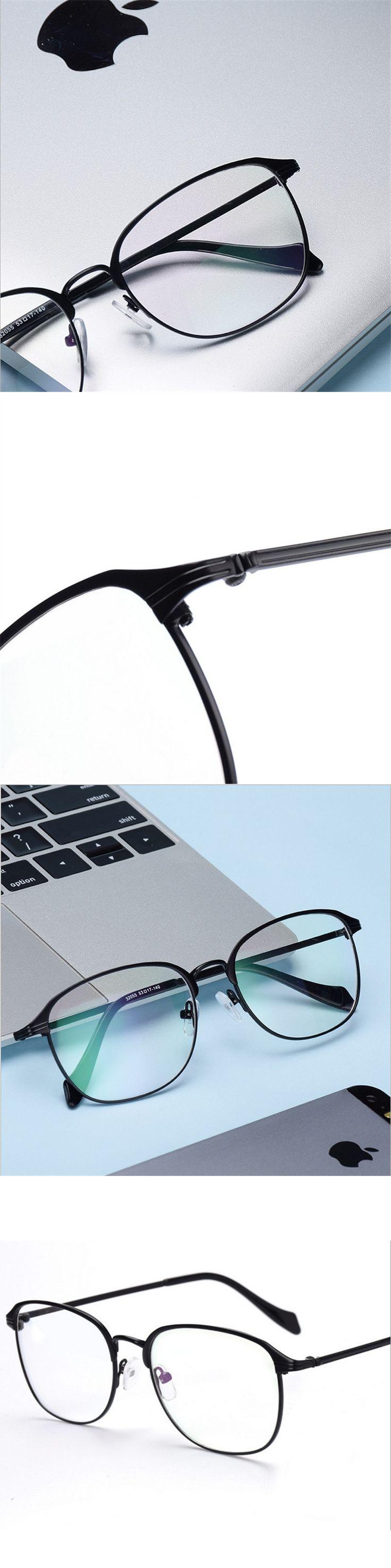 Square box eye glasses frames for men and women glasses frame prescription eyewear fashion mens eyeglasses 32055