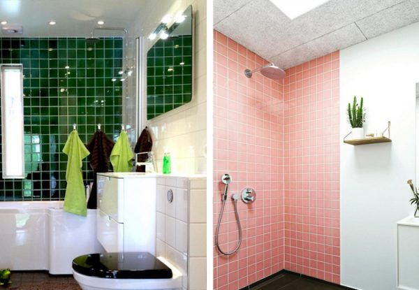 Alles Uber Malerei Badezimmer Fliesen 15 Inspirierende Ideen Und