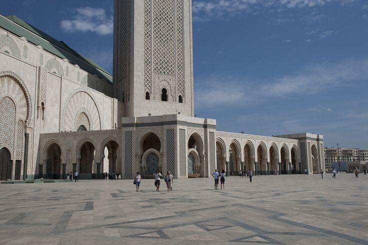 https://flic.kr/p/aL4kTz   Maroc_casablanca2011-36   fr.wikipedia.org/wiki/Mosquée Hassan II en.wikipedia.org/wiki/Hassan_II_Mosque nl.wikipedia.org/wiki/Moskee_Hassan_II