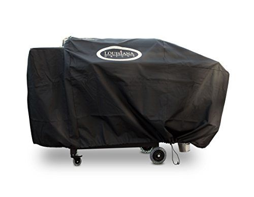 Louisiana Grills BBQ Cover for CS570LG900 Pellet Grills and Cold Smoke Cabinet ** Want additional info? Click on the image.