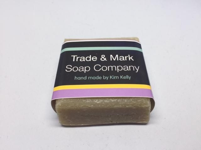 Natural Homemade Bar Soap (Green Apple Scent) www.Thea-Bel.ca