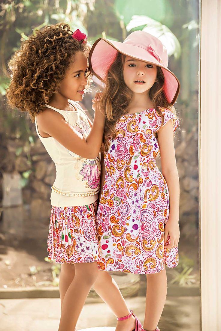 Childrenswear Lilica Ripilica Spring-Summer  Campanha