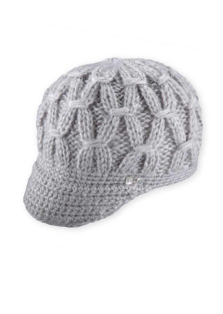 Knitting Pattern Ski Hat : 10 curated Ski Hats ideas by laniersarah Crochet woman, Free pattern and Kn...