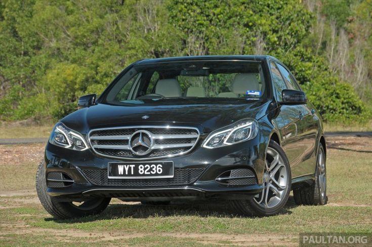 DRIVEN: W212 Mercedes E-Class facelift – E 200, E 250 Image #228569