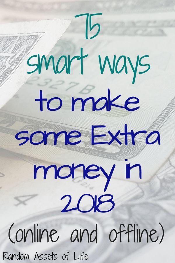 75 Best Ways to Make Money Online and Offline | Blogging
