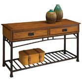 """Found it at Wayfair - Modern Craftsman Console Table $204 - 28"""" tall"""
