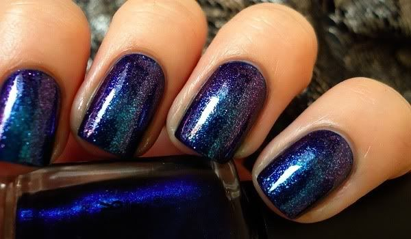 CND Sparkle Effect over Misa's A Sin Worth Comitting