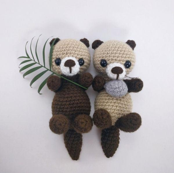 Crochet Patterns Of Animals : Best 20+ Crochet Animals ideas on Pinterest Free crochet ...