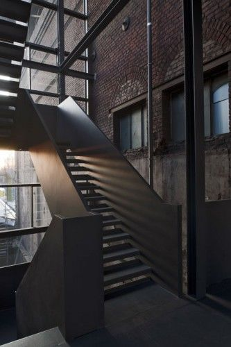 Steam Blower House / Heinrich Böll Architect
