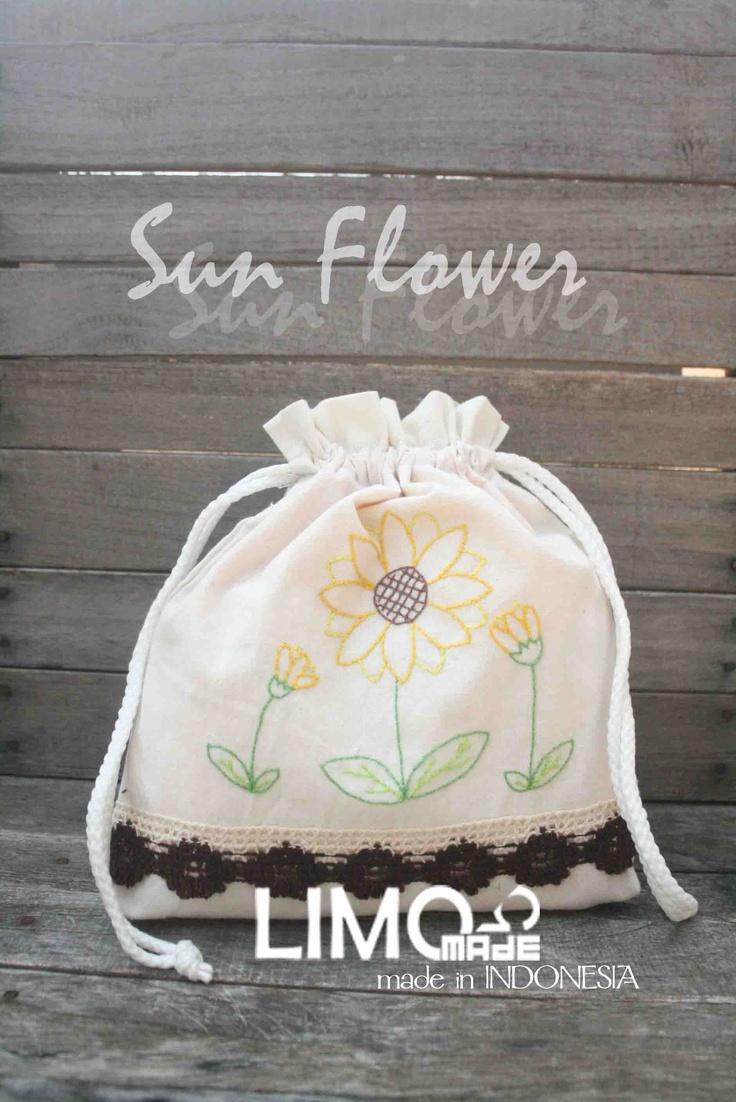 Sun Flowers - limo-made.blogspot.com