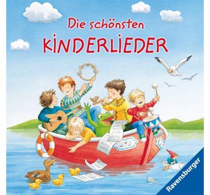 Die schönsten Kinderlieder: CD