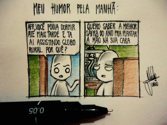 Humor matinal