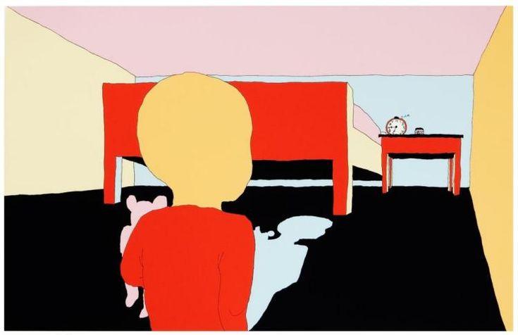 Pushwagner - Parents Bedroom