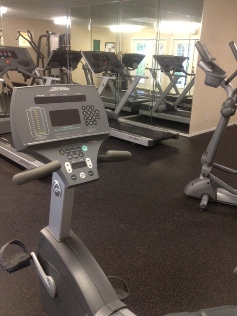State of the Are Fitness Workout Center