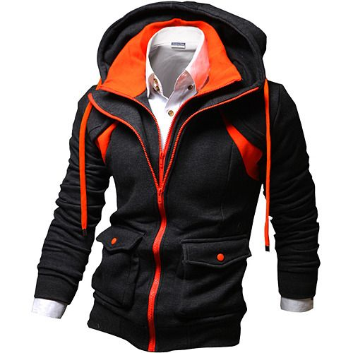 Today's Hot Pick :Color Accent Zip Up Hoodie http://fashionstylep.com/P00000DE/bong8/out High quality Korean fashion direct from our design studio in South Korea! We offer competitive pricing and guaranteed quality products. If you have any questions about sizing feel free to contact us any time and we can provide detailed measurements.