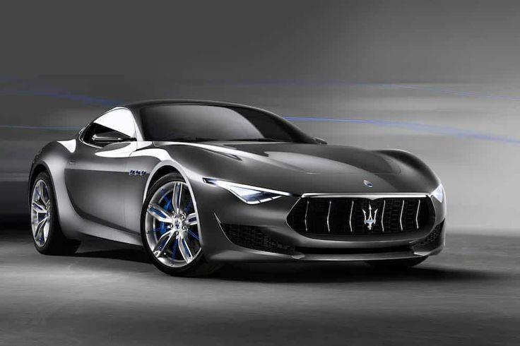 La première voiture tout électrique de Maserati sera l'Alfieri
