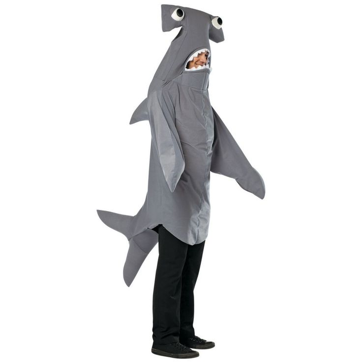hammerhead shark halloween costume for men - Halloween Costume Shark