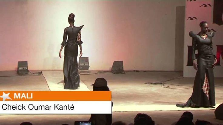Défilé FIMA 2013 - Mali Papyvalerie Designer