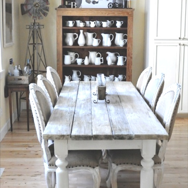 [ Farmhouse Style County Chic Rustic Living Room Long Dining Table Easy  Build The Perfect Addition Any ]   Best Free Home Design Idea U0026 Inspiration