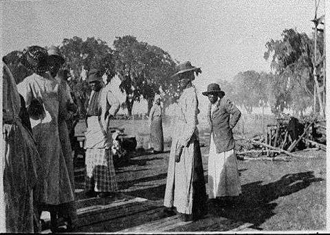 """Gullah Culture:  """"Gullah"""" was derived from Angola where they likely originated. Another name for Gullah is """"Geechee"""" which may have come from Kissi which is near Liberia, Guinea and Sierra Leone. Their traditional way of life has many African influences."""