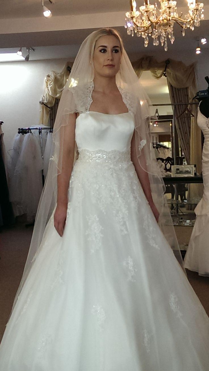 Finessebridalwear Wedding Dresses Kerry Behind The