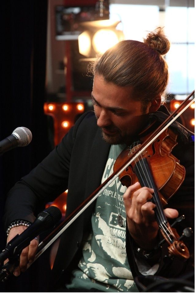David Garrett beautiful, playing