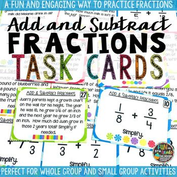 how to add and subtract fractions with negative numbers