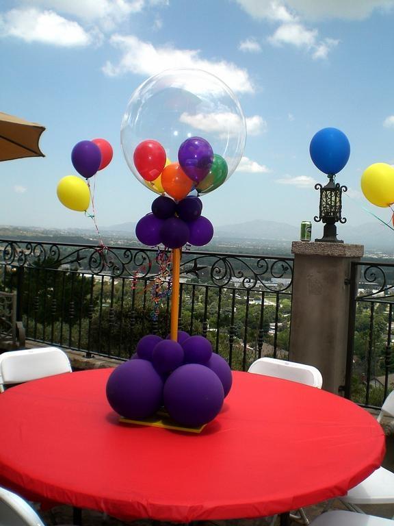The best no helium balloons ideas on pinterest