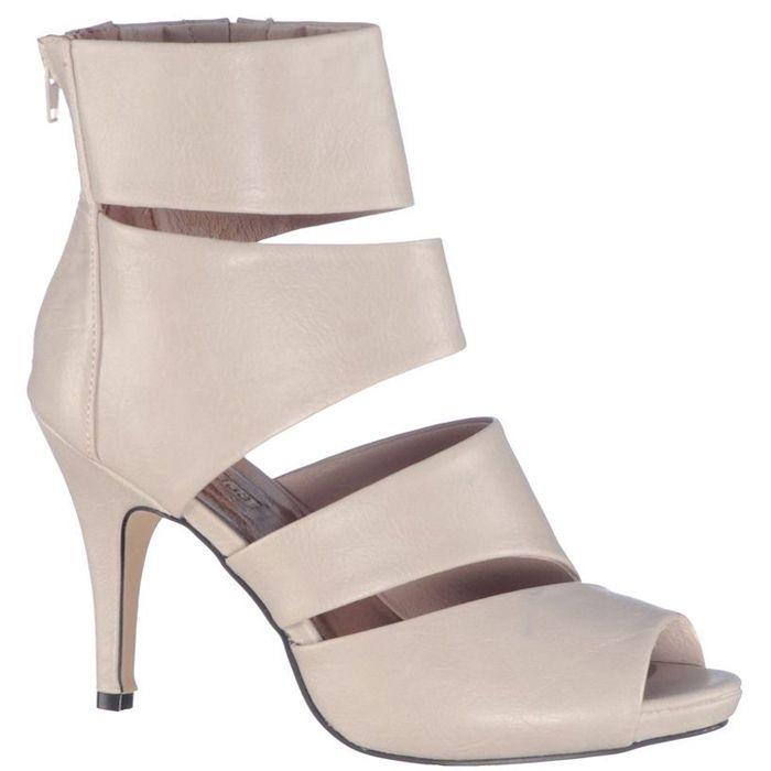 """""""Sandale cu toc inalt,pentru femei marca Mojito Fete: piele ecologica Interior: piele ecologica Talpa: sintetic Toc: 10 cm"""""""