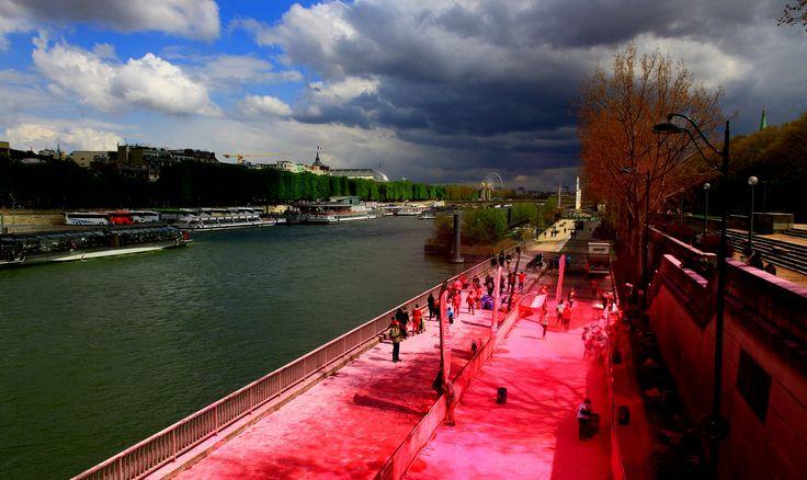 https://flic.kr/p/FWQvbU | Run Color Paris16