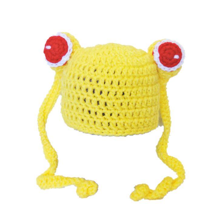 Cheap Novetly amarillo sombrero de la historieta, hechos a mano de punto Crochet bebé Sailor Moon Beanie hat, infantiles del niño apoyos de la foto, Compro Calidad Sombreros y Gorras directamente de los surtidores de China:             Hecho a mano puro del bebé del ganchillo Outfit                      Cantidad: 1 sombrero          Tamaño: 0