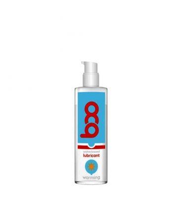 Lubrifiant Boo Waterbased Warming 150ml | sexshop xtoys.ro