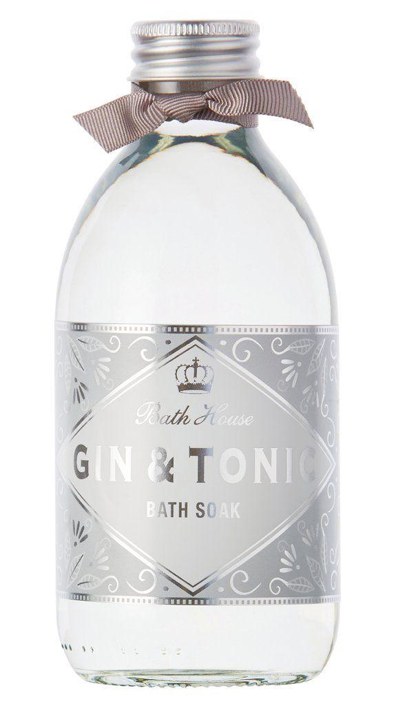 Bath Soak - Gin & Tonic or Prosecco
