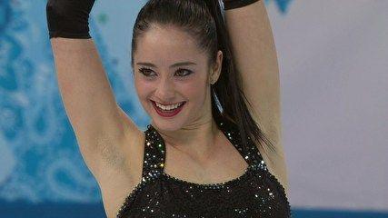 Sharapova do dia: canadense esbanja charme na pista de patinação artística   globoesporte.com