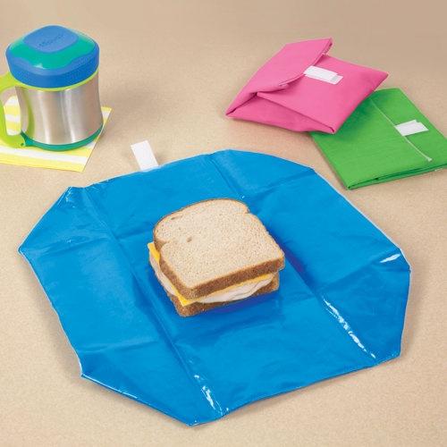 Wrap-N-Mat Reusable Sandwich Wrap