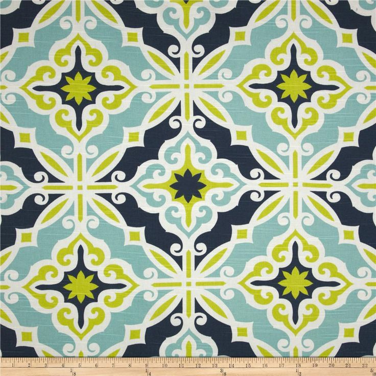 Premier Prints Harford Slub Canal #pattern @Judy Hickman.com
